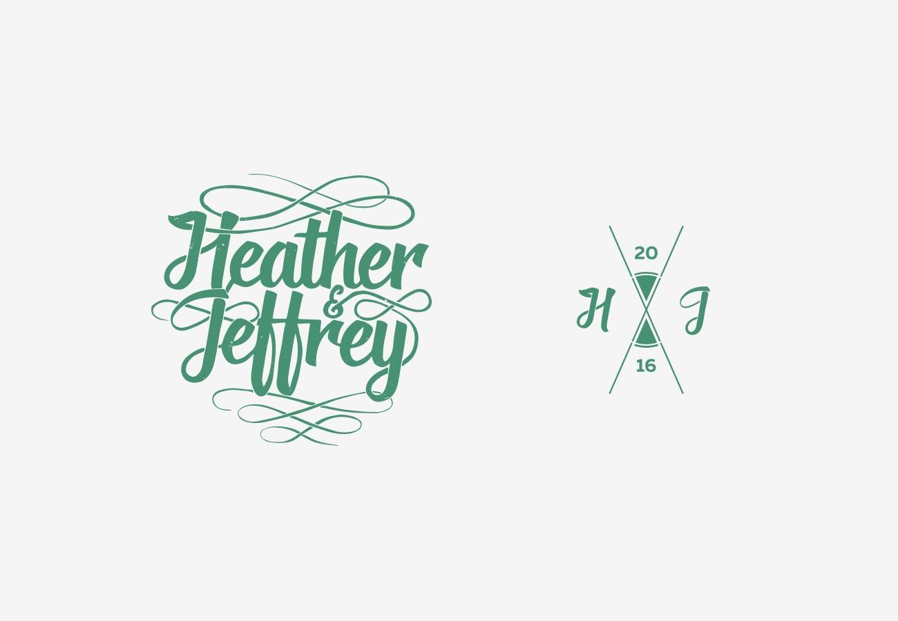 heatherjeffrey_logo_system